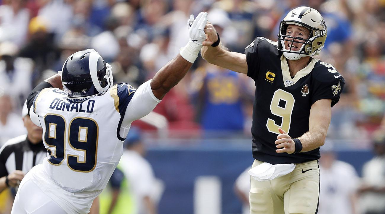 Report: Drew Brees Expected to Undergo Thumb Surgery, Miss Six Weeks