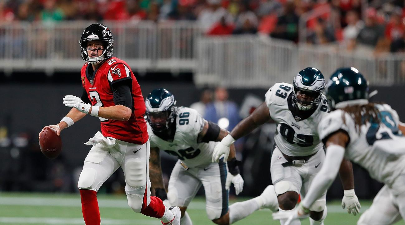 Falcons Gain Early-Season Momentum With Wild Win Over Eagles