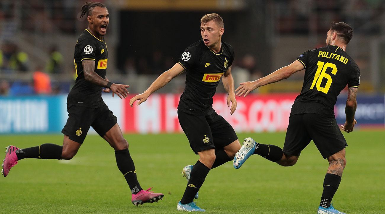 Image Result For Inter Vs Slavia Praha