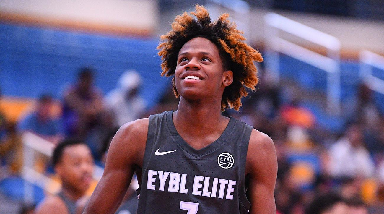 Dj Steward commits to duke