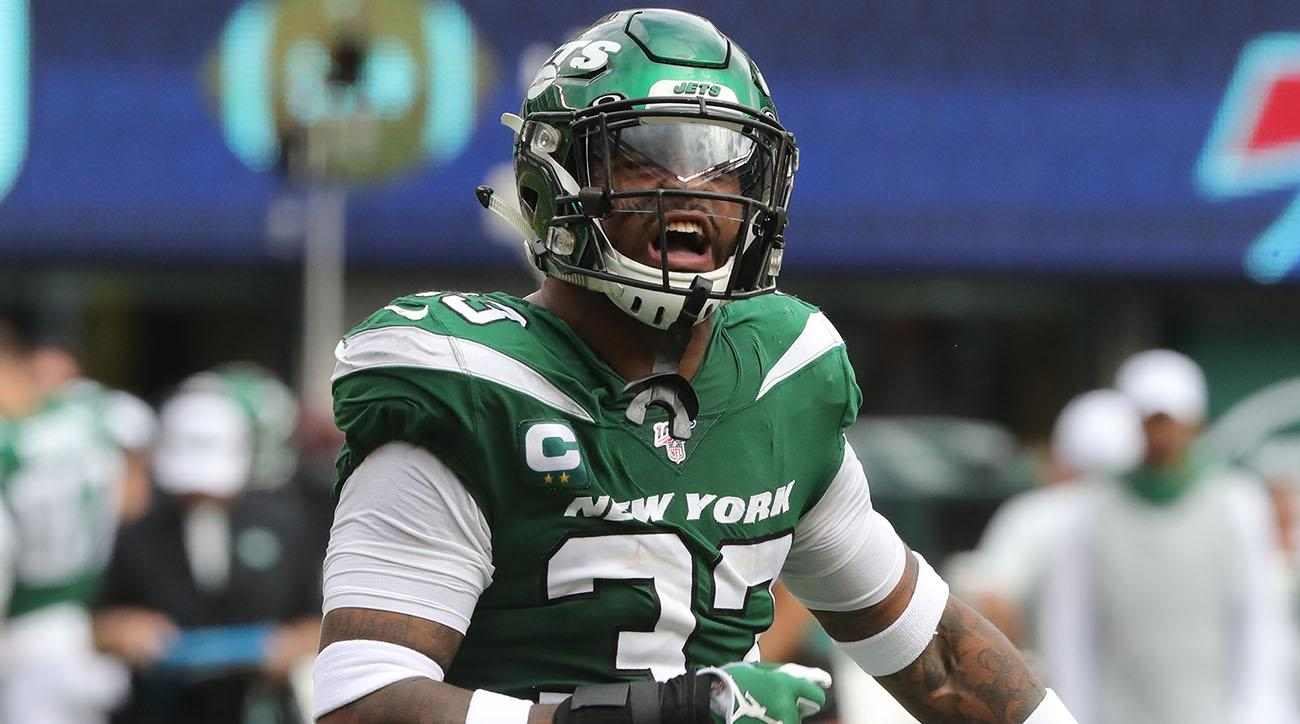 Jamal Adams fined for hit on Baker Mayfield, rips NFL
