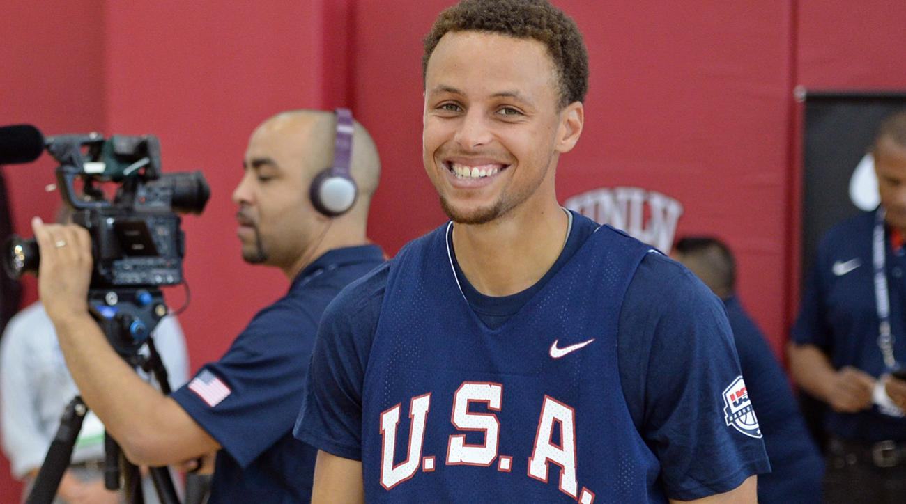 Stephen Curry Says He Plans on Playing in 2020 Olympics