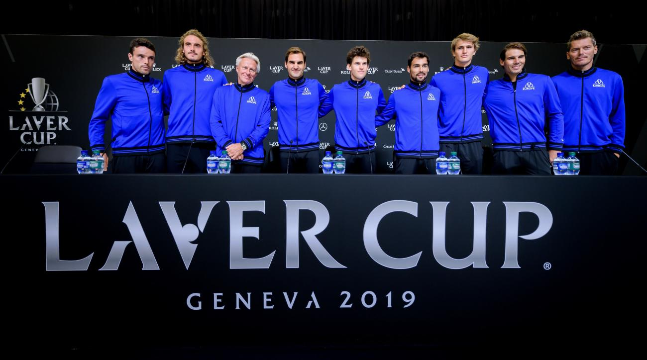Laver Cup 2019 Live Stream: Watch Online, TV Channel, Match Times