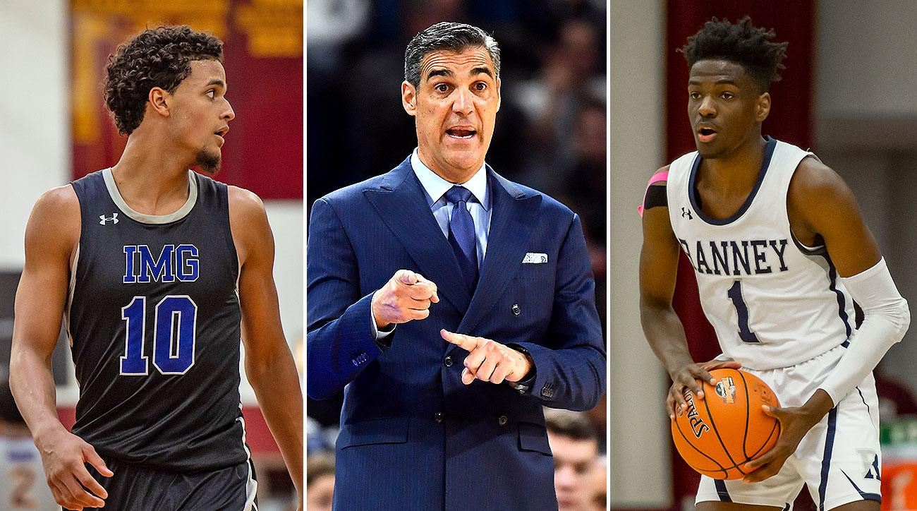 Top-Five Freshman Class Gives Jay Wright Plenty to Work With at Villanova