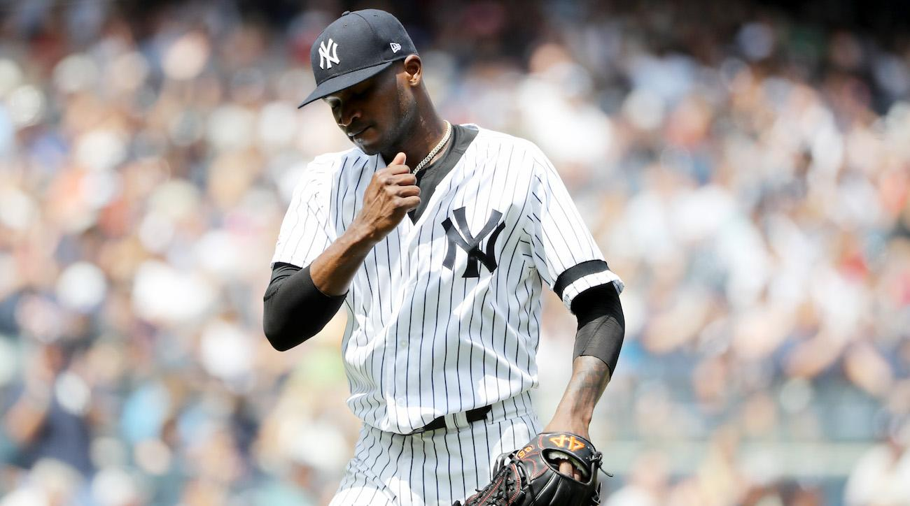Yankees: Domingo German will not pitch in a game again this season