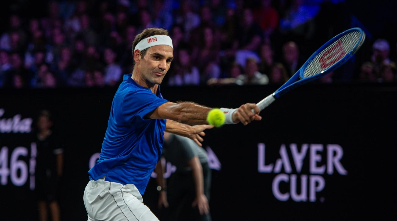 Laver Cup: Federer wins doubles with Zverev; Europe leads