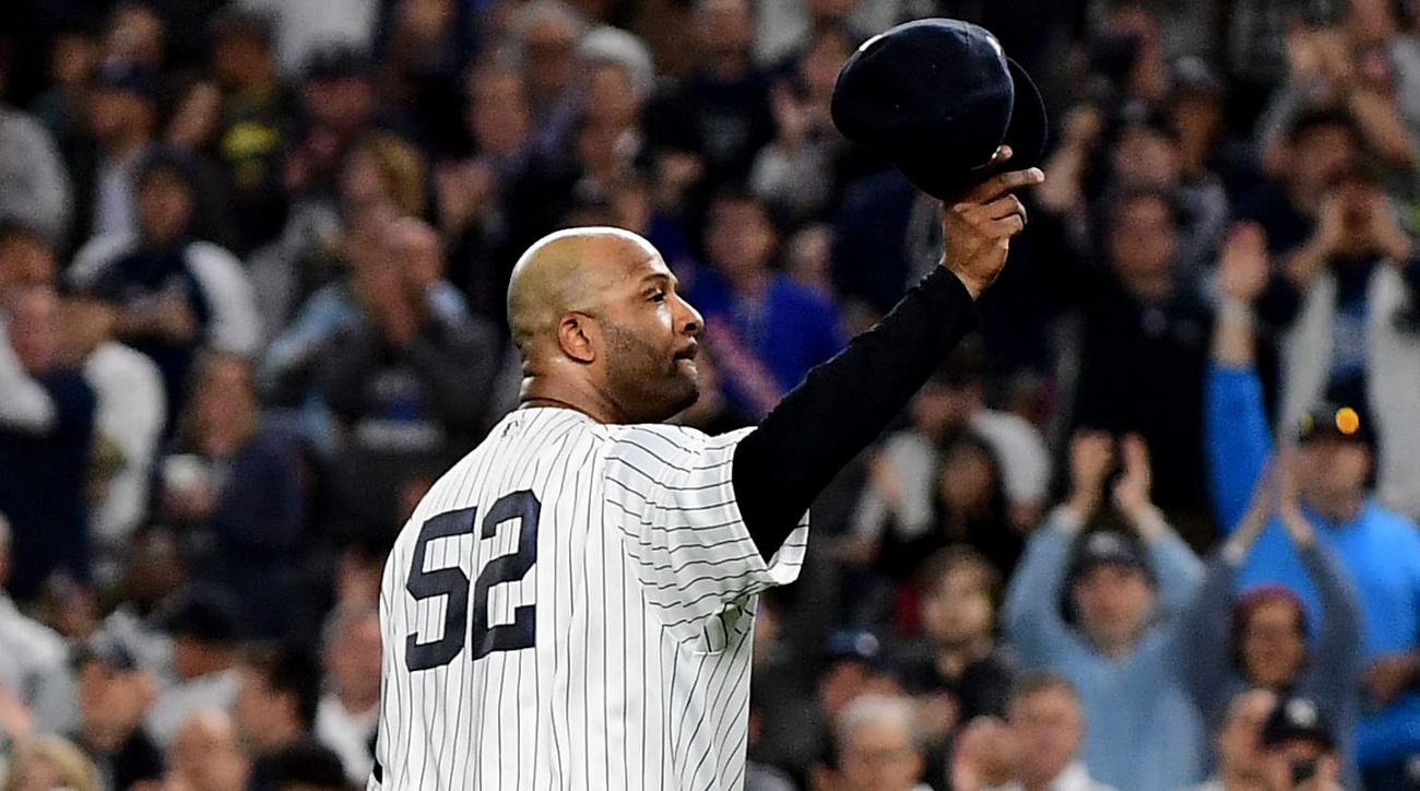 CC Sabathia honored by Yankees