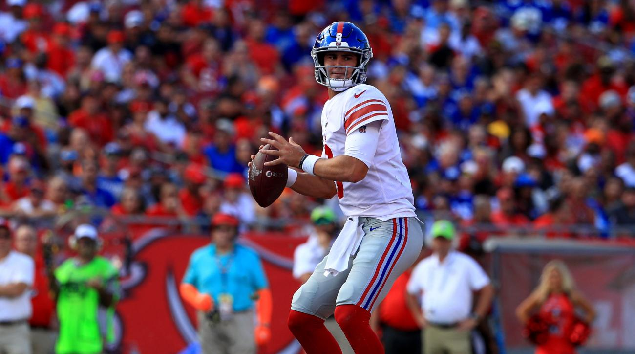 Daniel Jones Leads Giants on Game-Winning Drive in First Career Start