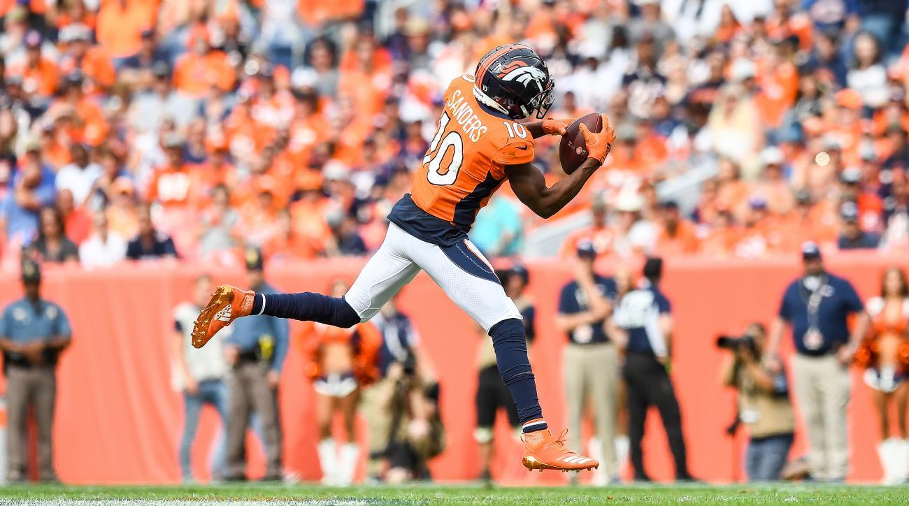 separation shoes 819d5 36271 Emmanuel Sanders: Broncos WR says Denver 'living in a world ...