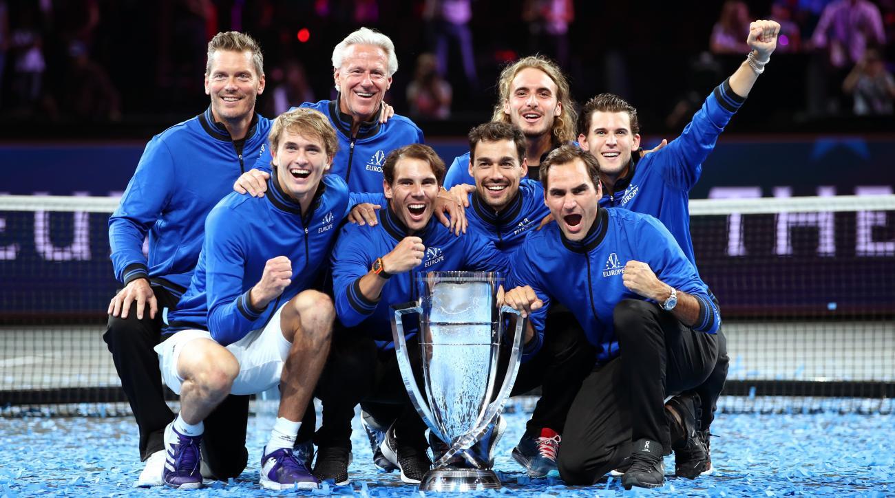 laver cup winner 2019 federer nadal