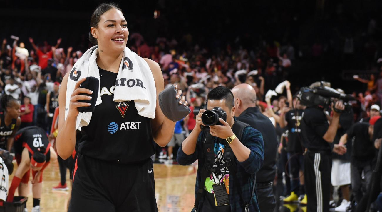 Aces Dominate Mystics to Breathe Life Into Series, Sun Book Ticket to Finals