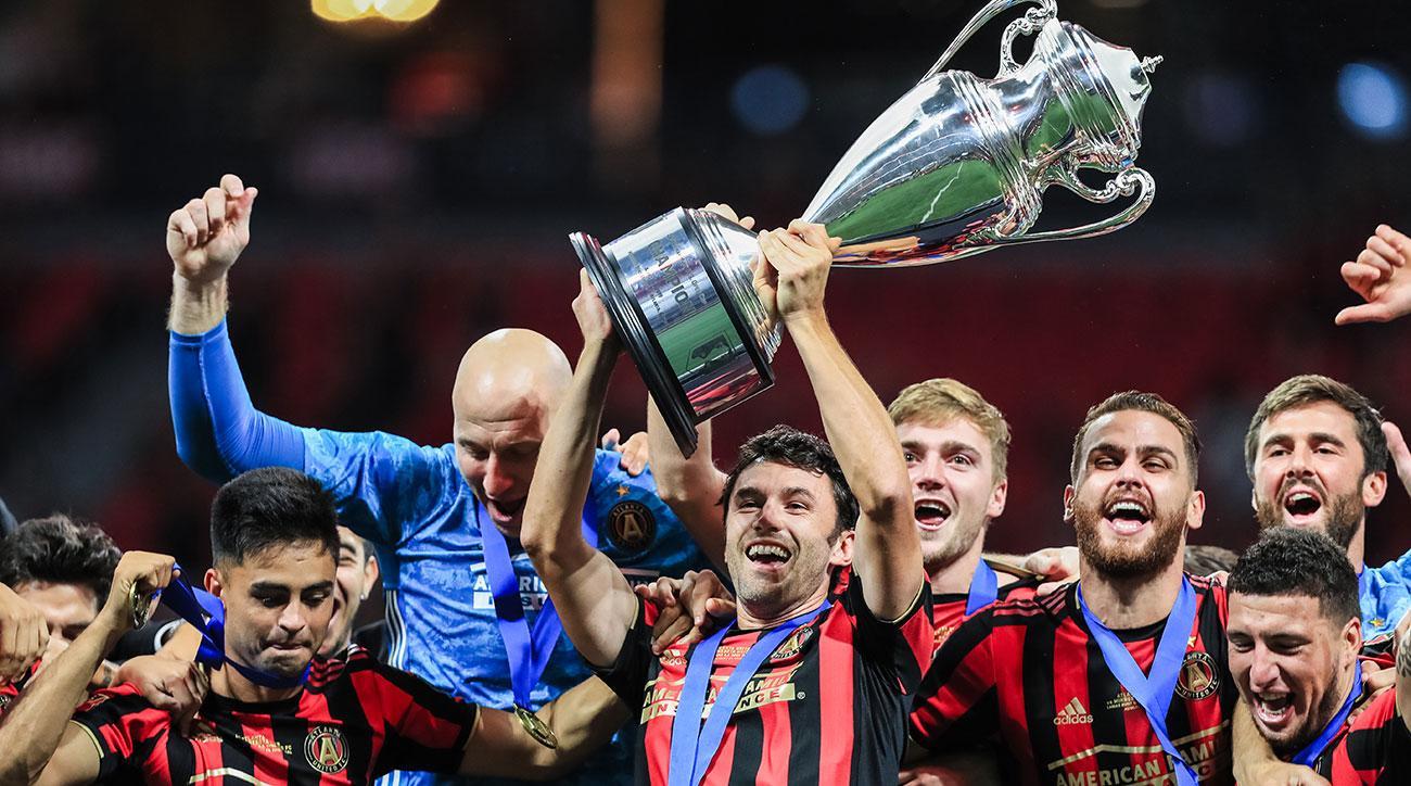 Atlanta United Captain Michael Parkhurst to Retire When Season Ends