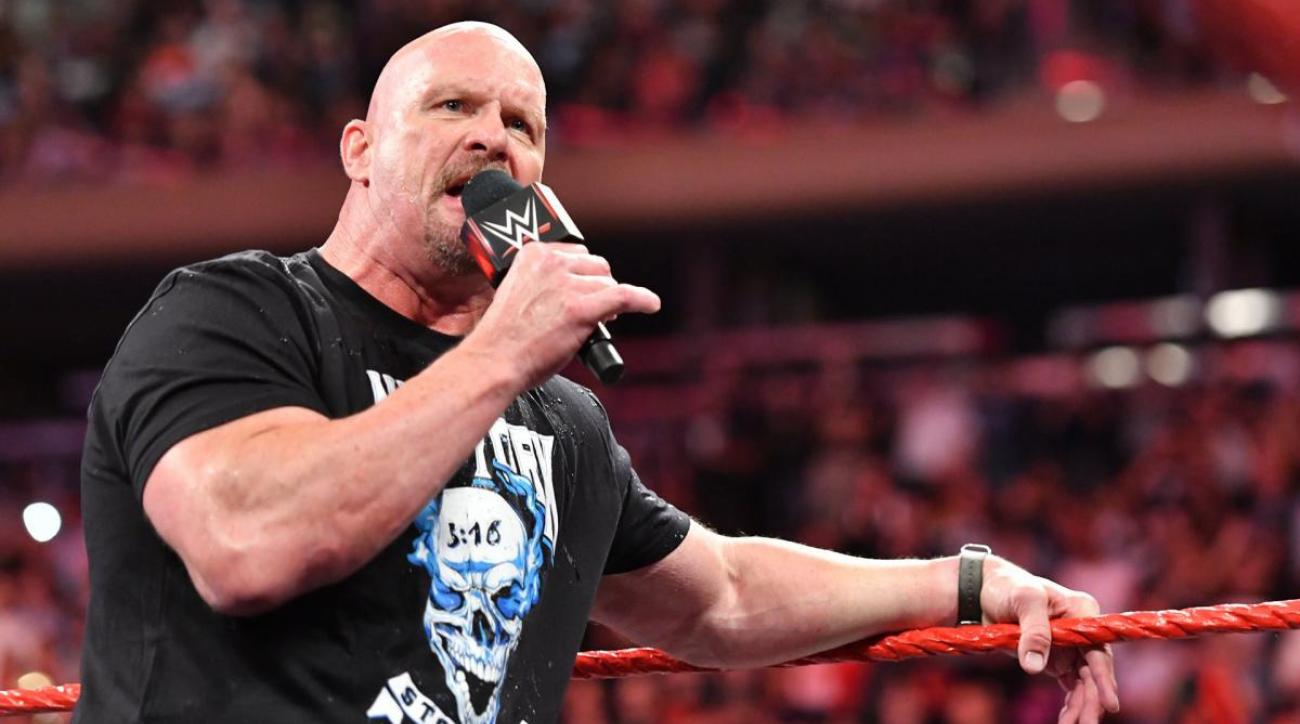 WWE Raw: Stone Cold Steve Austin happy Paul Heyman is in charge