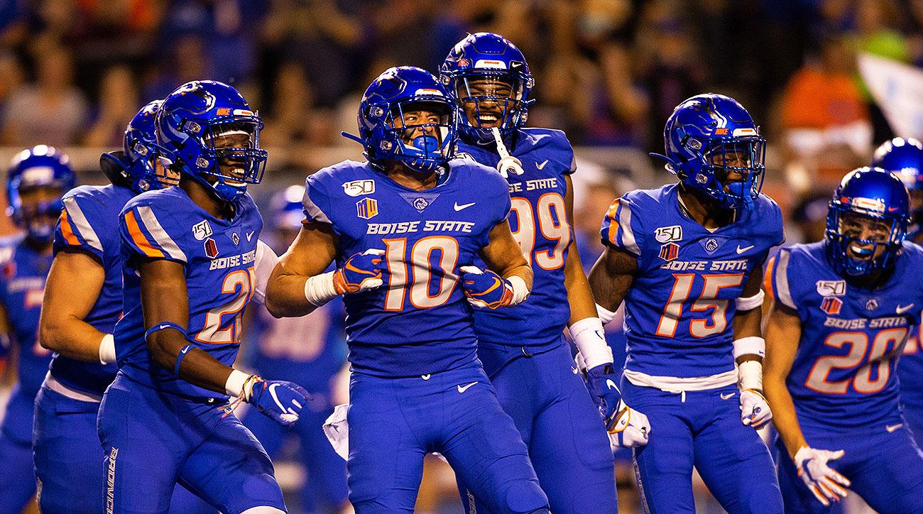 Boise State football playoff expansion Group of Five