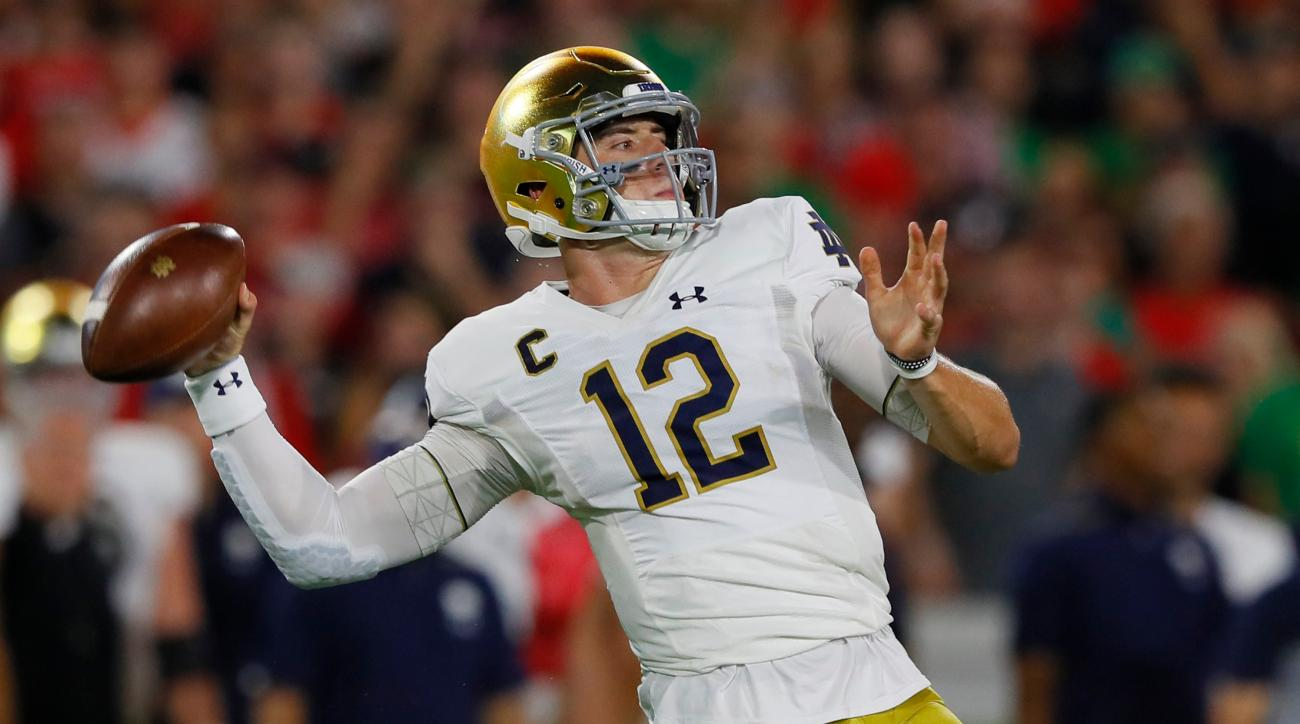 Notre Dame Can Irish Make College Football Playoff