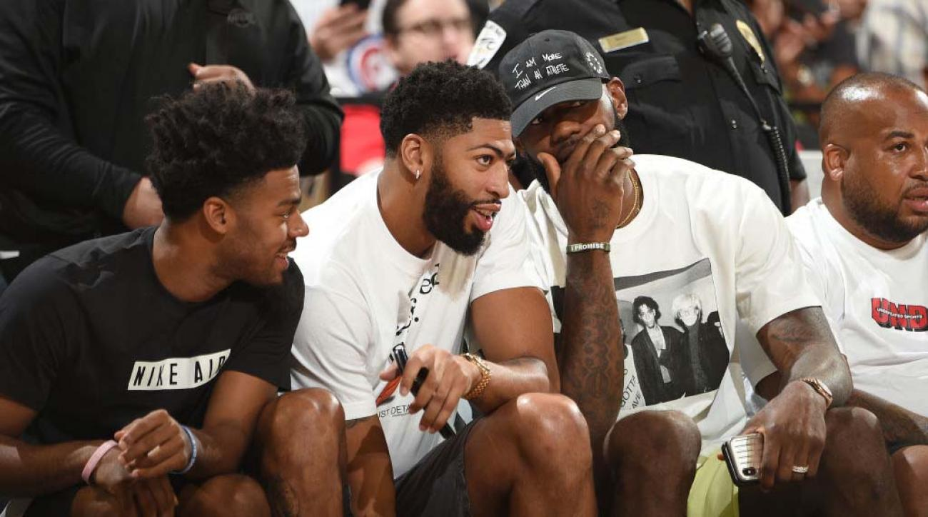 The Four Most Interesting NBA Training Camp Storylines
