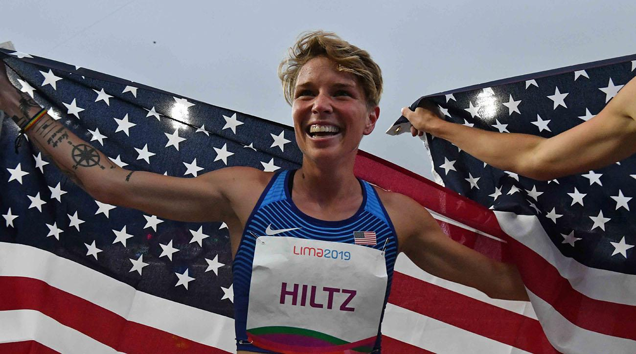 Nikki Hiltz Arrives As Team USA's Next Outspoken Star On and Off the Track