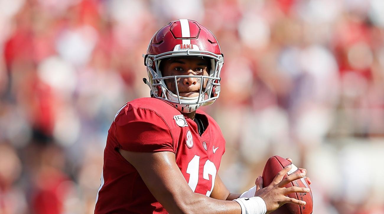 Alabama Quarterback Tua Tagovailoa Was 'Really Close' to USC Transfer in 2017