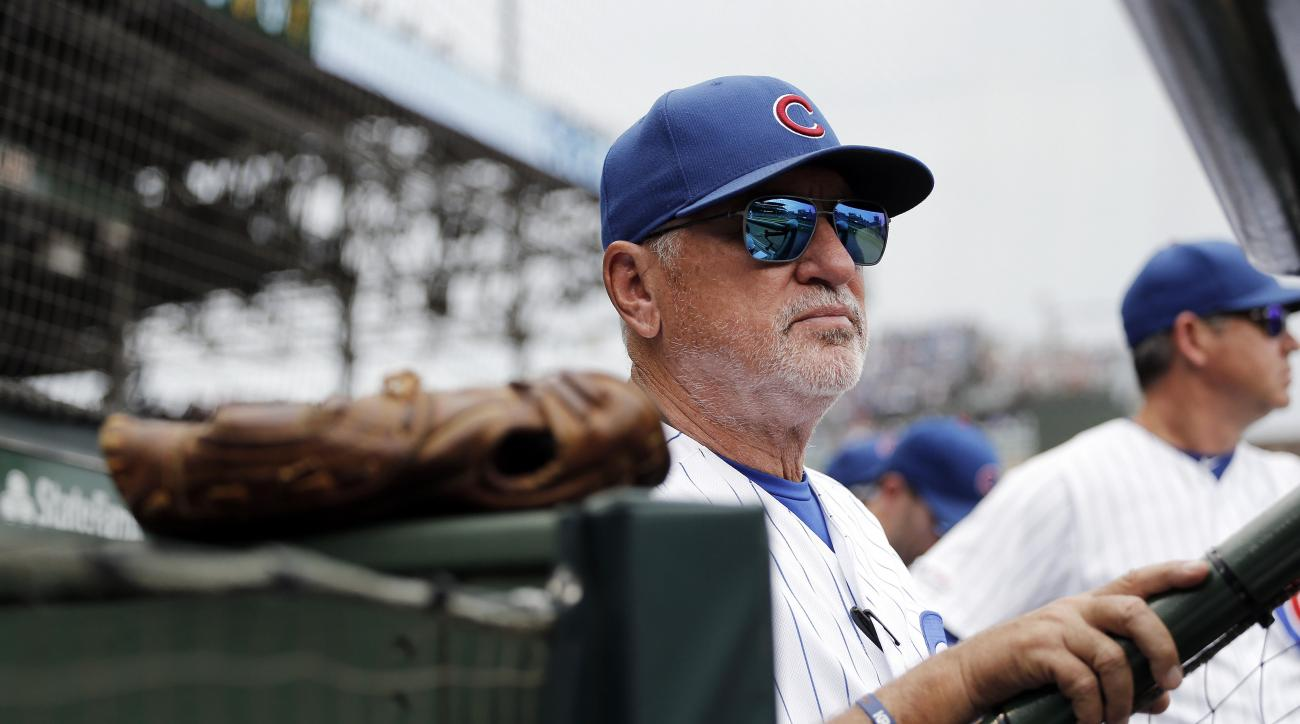 Joe Maddon on Potential Complaints About Cubs' Lineup: 'I Don't Give a S---'