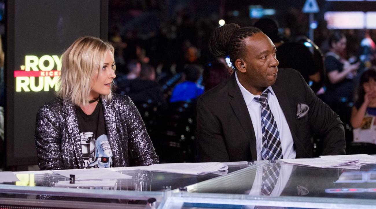 WWE studio show hosted by Renee Young coming to FS1