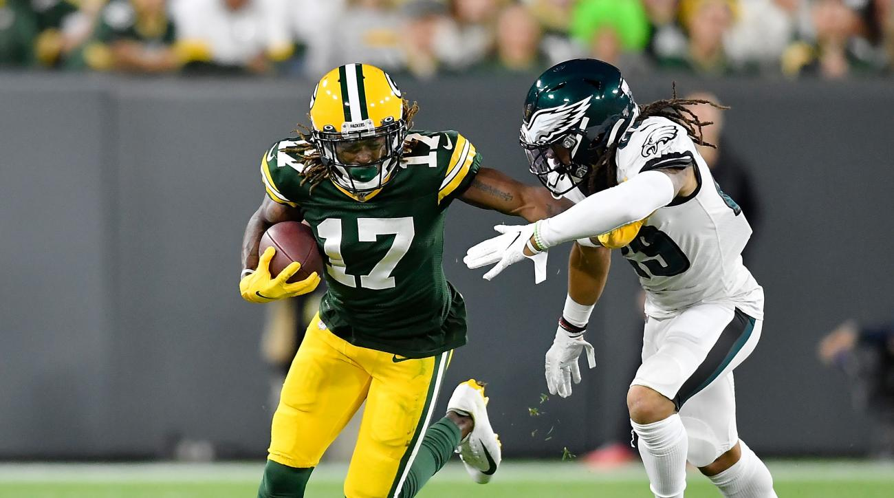 Report: Davante Adams' Toe Injury Not Considered 'Serious' After MRI