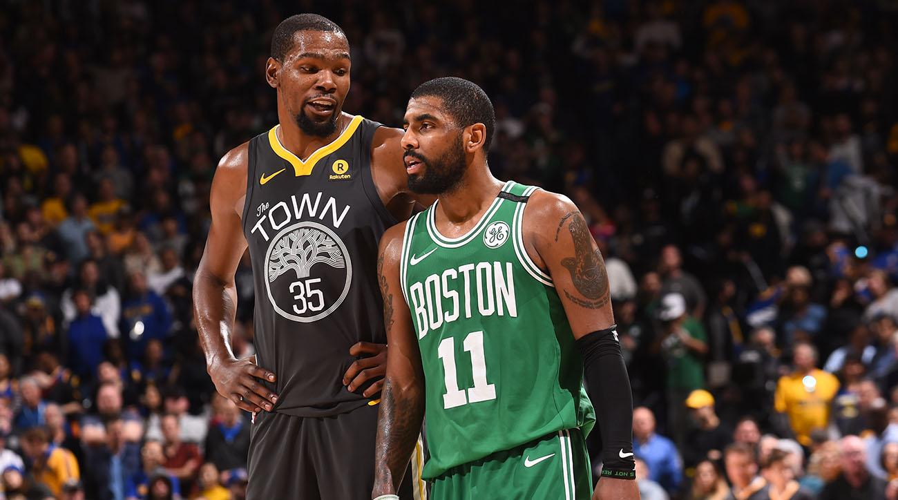 Kyrie Irving Says He 'Failed' His Celtics Teammates Last Season