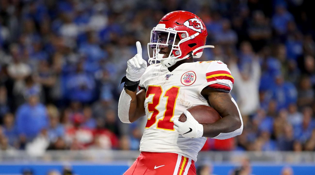 Kansas City Chiefs vDetroit Lions
