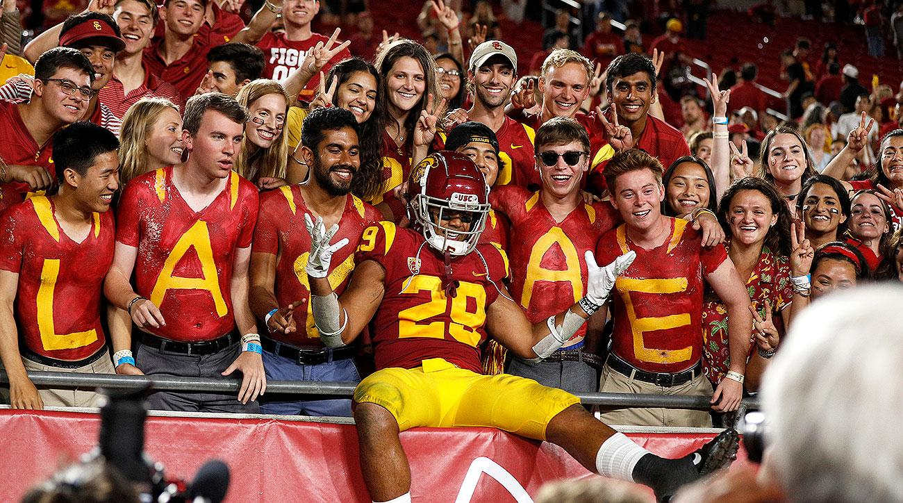 Fair Pay to Play Act NCAA California USC football