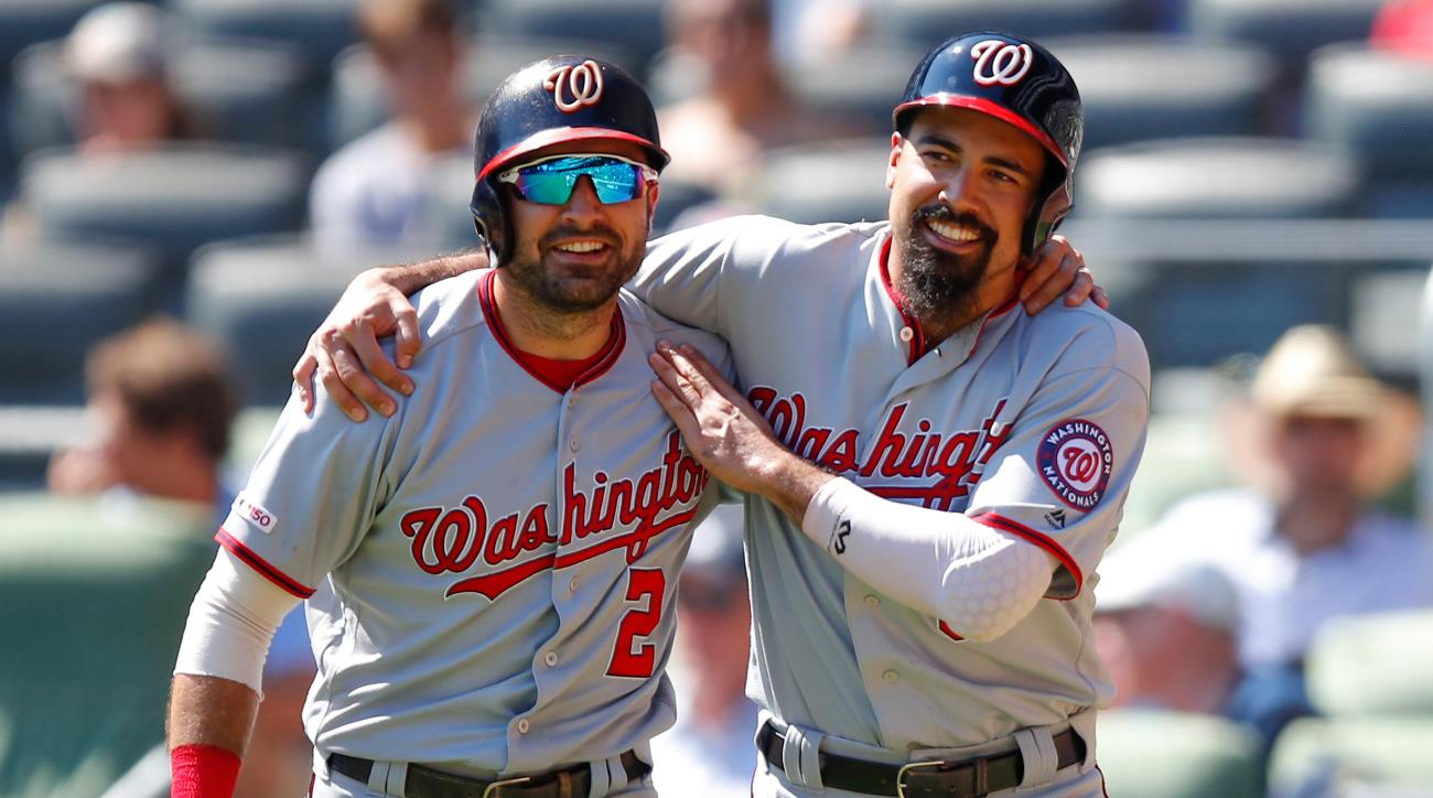 Brewers vs. Nationals Live Stream: Watch Online, TV Channel, Start Time