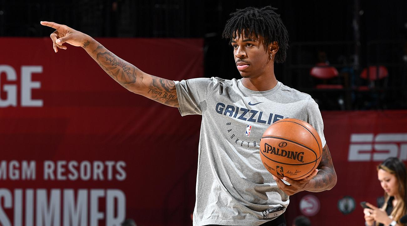 2019 Las Vegas Summer League - Memphis Grizzlies v Minnesota Timberwolves