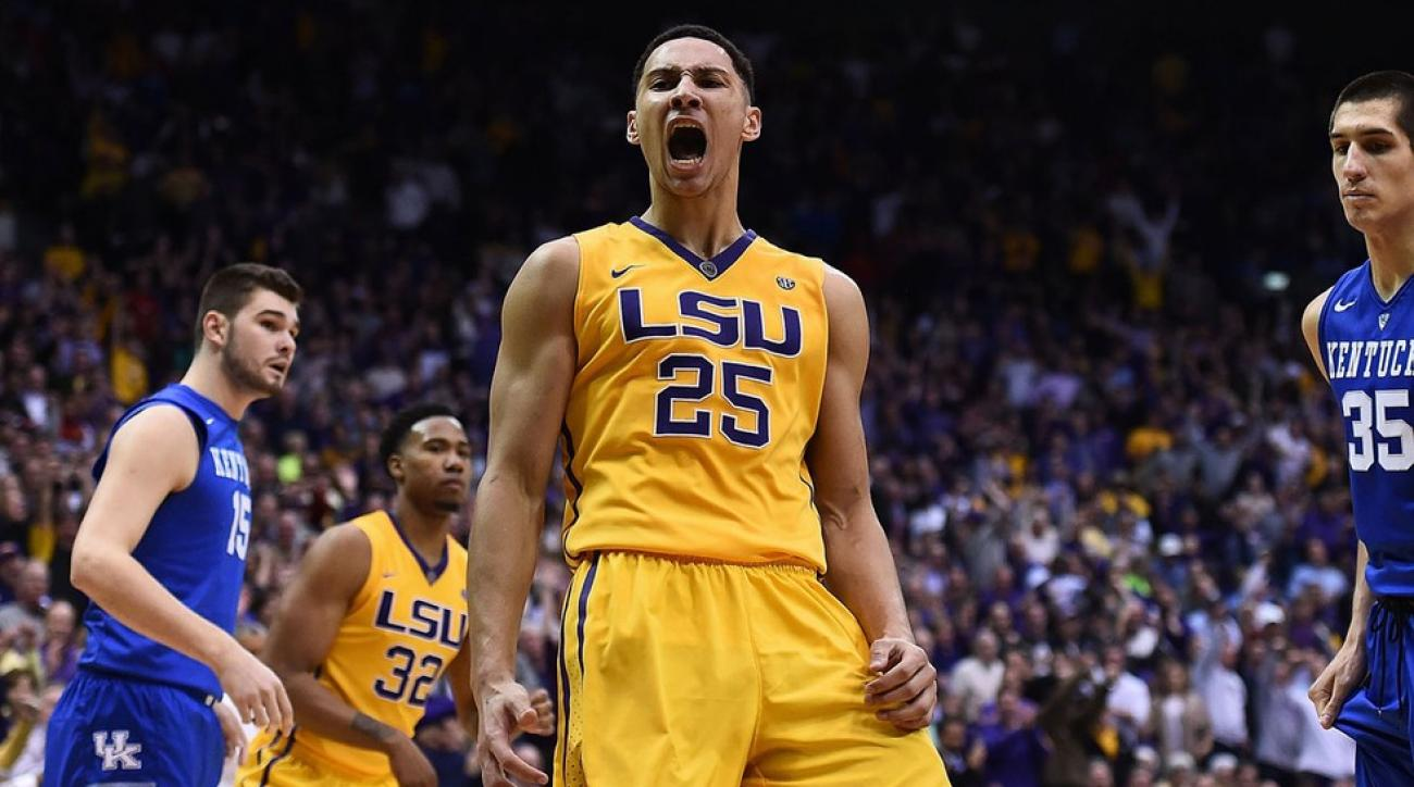 9aca648c1 The truth about Ben Simmons  The LSU freshman sensation is hard to define  but easy to appreciate