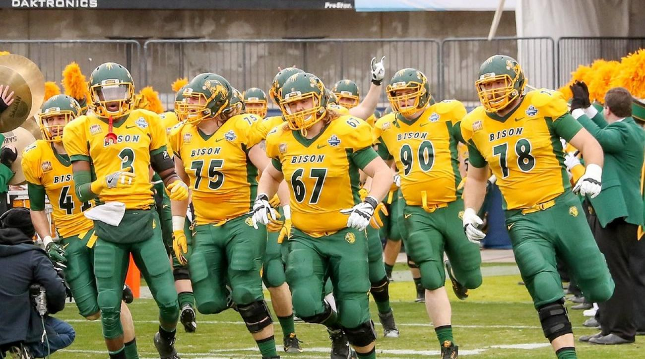 Carson Wentz Put North Dakota State On The Map But Bison Have Long Been A Football Powerhouse