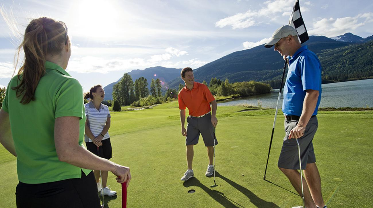 Now you can play with like-minded, similarly-skilled golfers thanks to GolfMatch.
