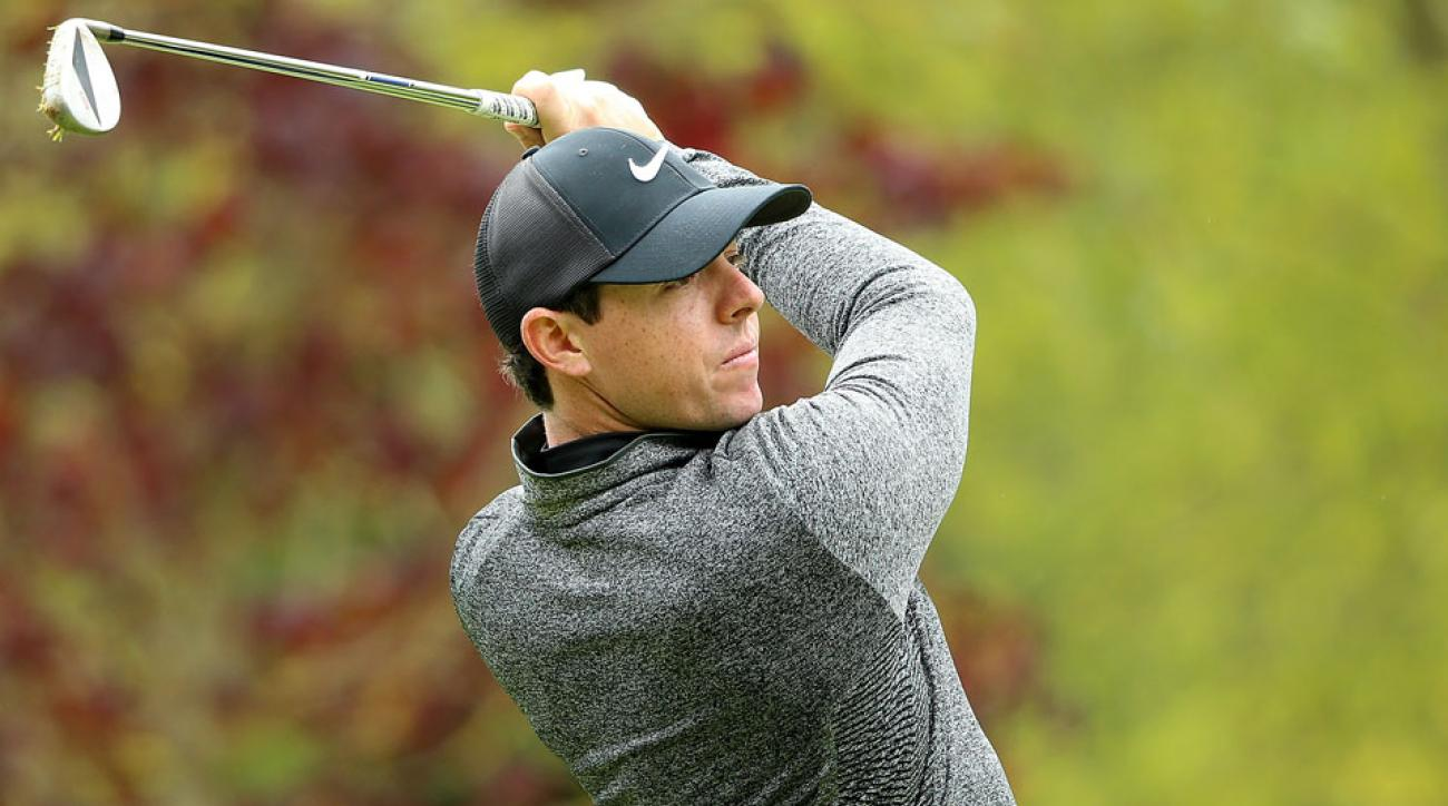 Rory McIlroy will make the Irish Open cut for the first time in four years.
