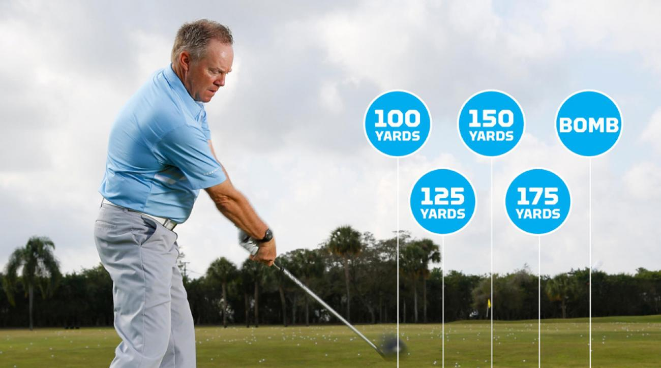 Follow this simple drill to warm up your driver in no time.