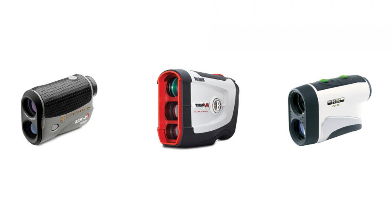 Three new rangefinders from Leupold, Bushnell, and Scorebrand.