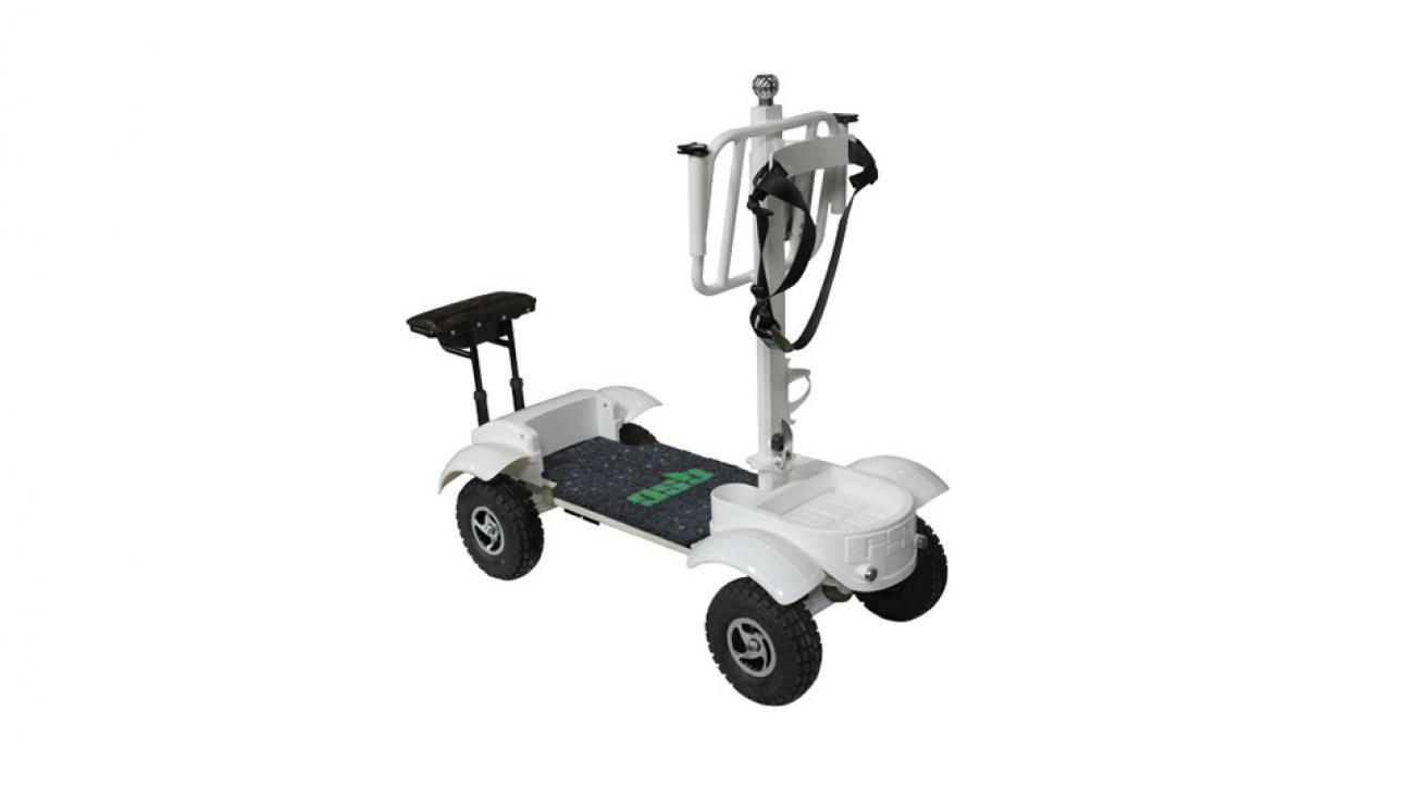 Golf Skate Caddy V1