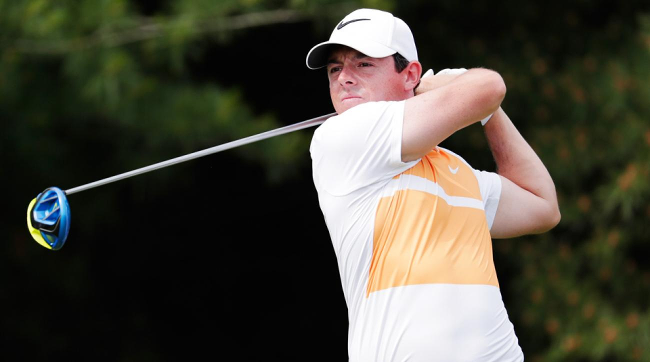 Rory McIlroy stunned the golf world by going away from the putting style that just won him the Irish Open.