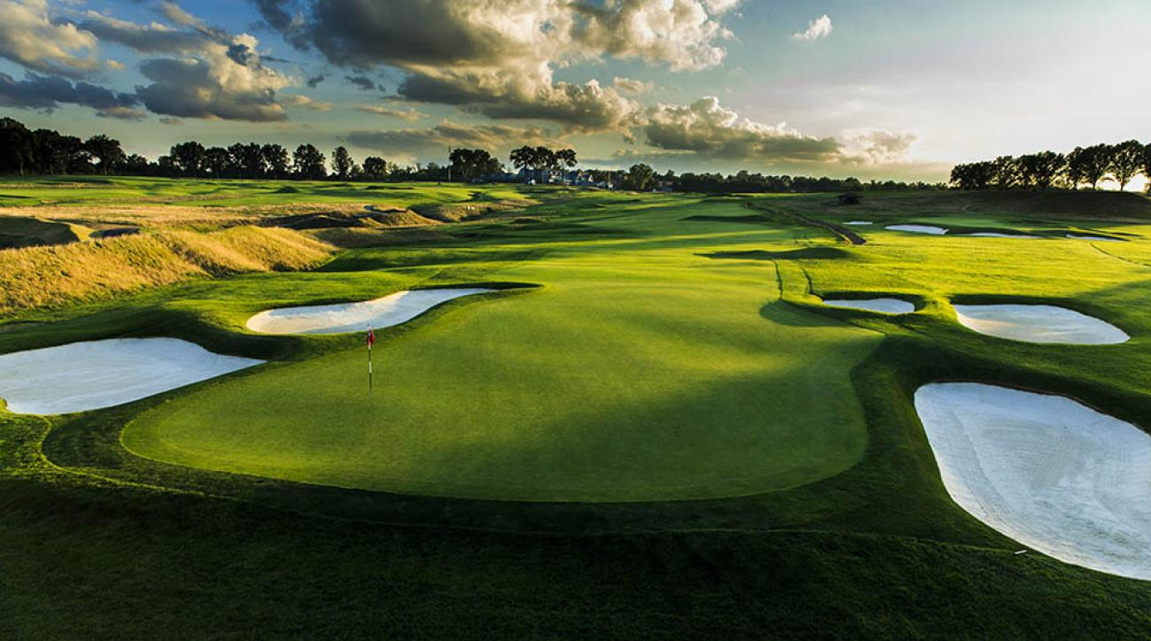 U s open 2016 brutal beast that is oakmont will test the for The oakmont