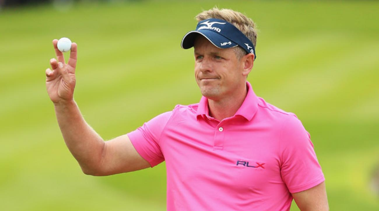 Some now believe it's likely that Team Europe captain Darren Clarke will choose Luke Donald to round out the squad.