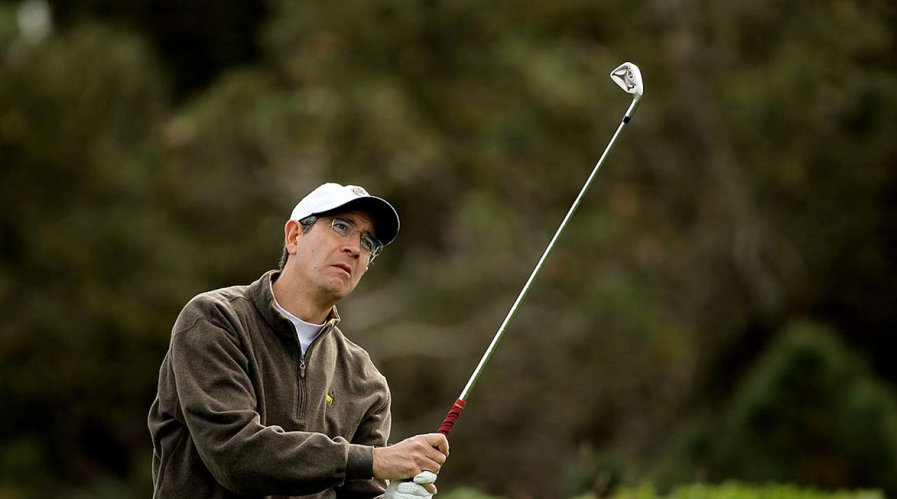 Comcast chief executive Brian Roberts carries an 8 handicap. His playing partners have included President Obama.