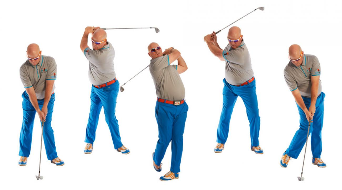Top 100 Teacher E.A. Tischler explains five easy steps to add power to your iron shots.