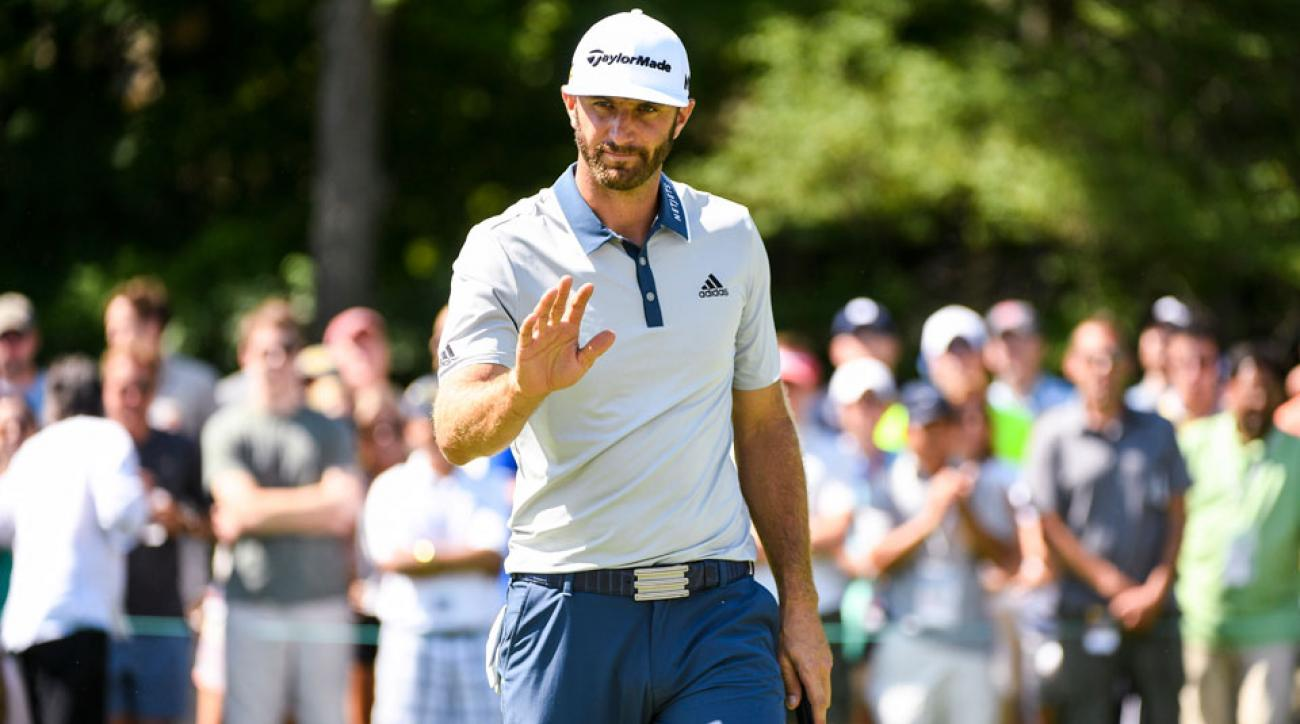 Dustin Johnson is a nine-time winner on the PGA Tour.