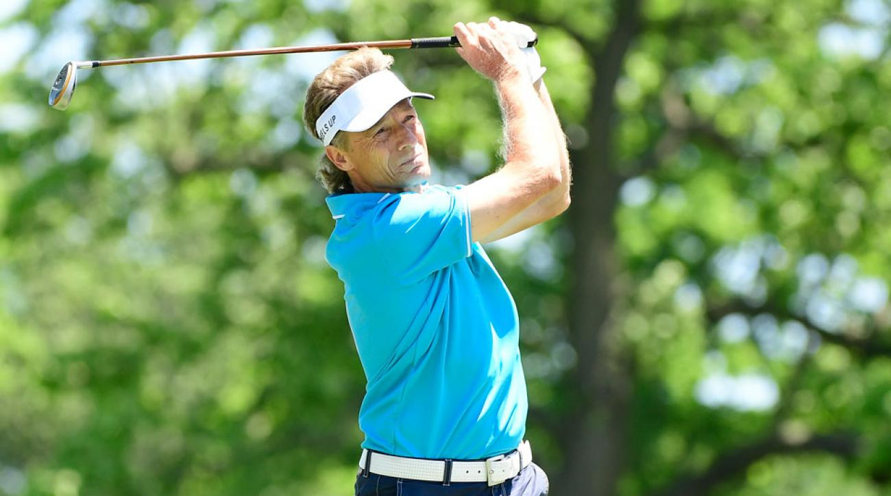 Bernhard Langer is a 27-time winner on the senior circuit.