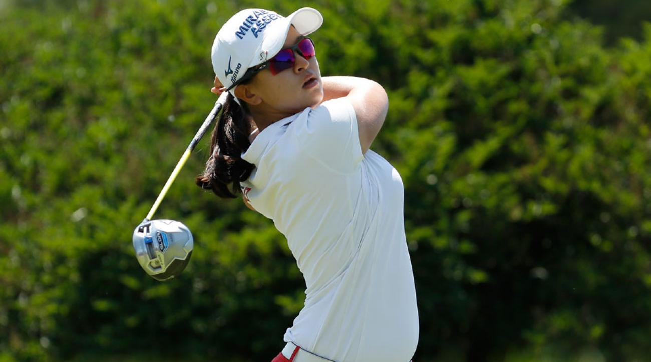 Sei Young Kim was the LPGA Tour Rookie of the Year in 2015.