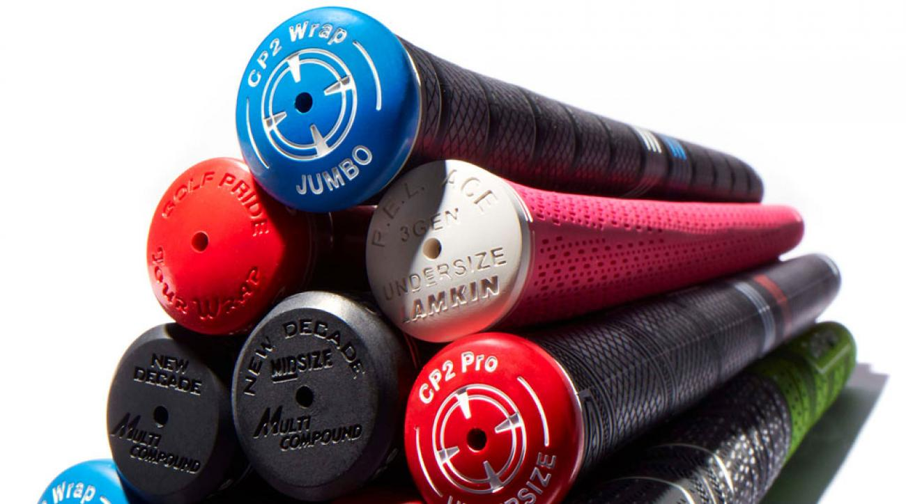 Grips comes in all shapes and sizes, so take full advantage.