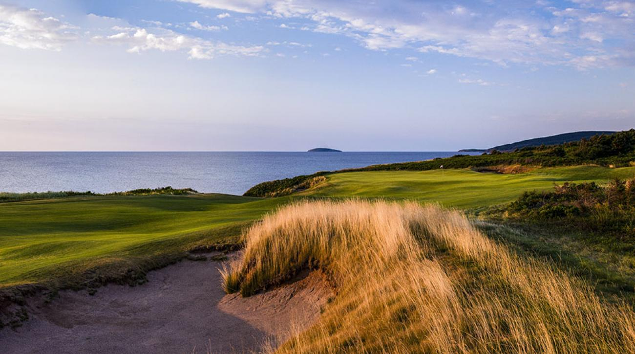 Cabot Links, Inverness, N.S., Canada