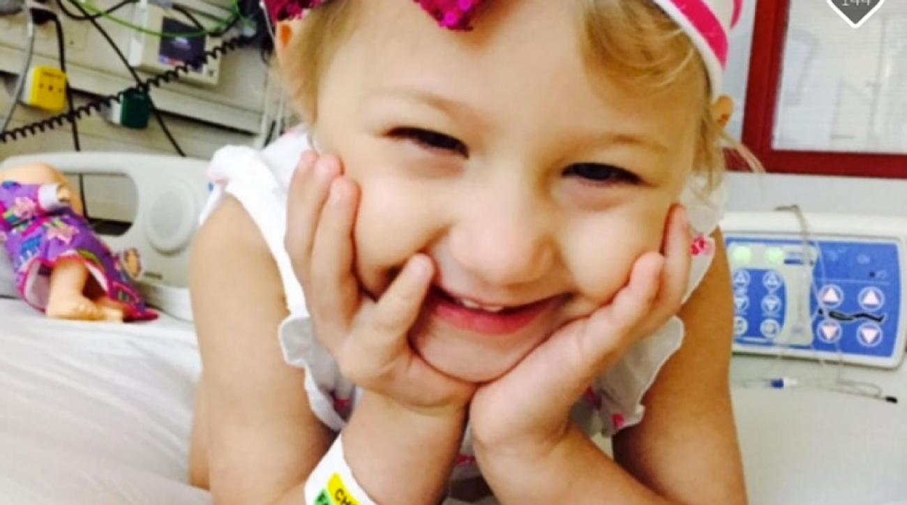 Austyn Halter was diagnosed with a rare form of leukemia in August of 2015.