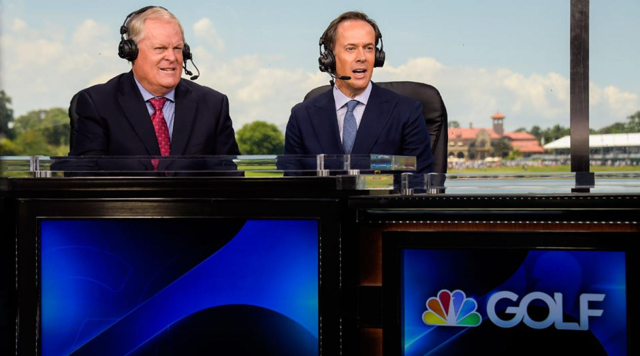 Johnny Miller and Dan Hicks are set to cover their first men's major since the duo signed off from their final U.S. Open.