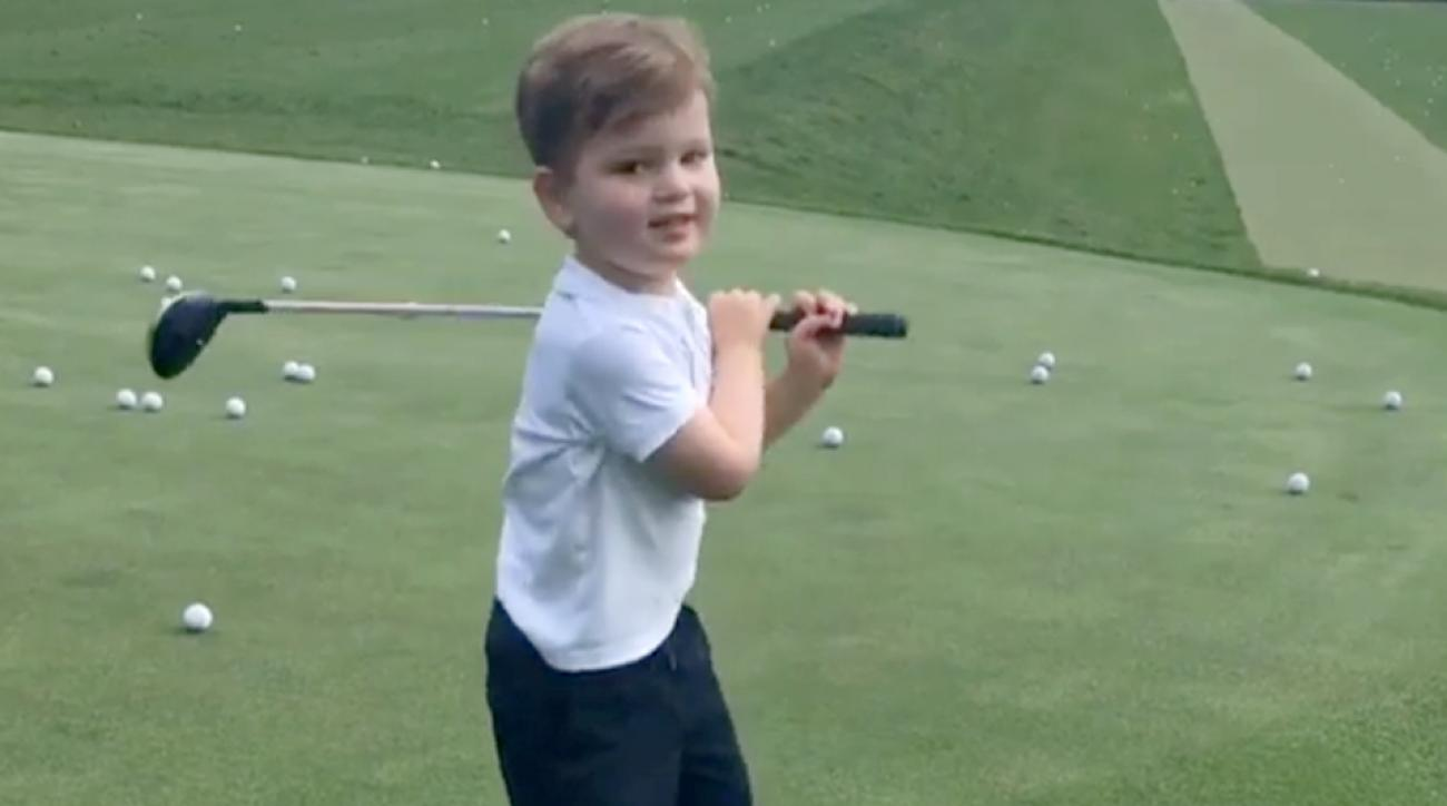 It looks like Donald Trump will have some competition on the golf course.
